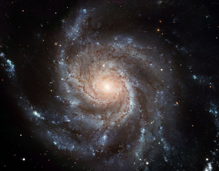 Largest ever galaxy po...